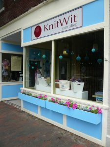 KnitWit store front